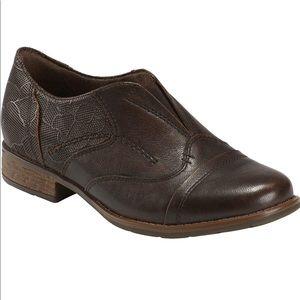Earth Avani 2 Banyan Oxford Shoes Brown New 9